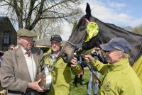 Many Clouds with the people who loved him most!
