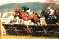 Our first winner Captain Coe in 1996