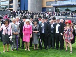 Owners at Royal Ascot once again!
