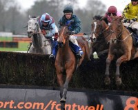 Fruity O'Rooney wins again at Fontwell Park