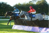 Fruity O'Rooney sees off his rivals with ease under Jamie Moore at Fontwell Park