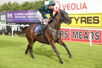 Good Luck Charm wins under George Baker at Brighton
