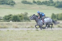 Onehelluvatouch matching her work rival stride for stride