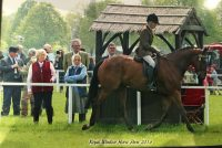 ROR Championship Class - finishing 2nd behind the Queen's horse