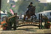 Impy competing in the ROR at Windsor