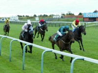 Interakt wins her fifth race in style