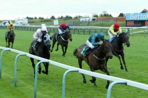 A fifth win of her racing career for Interakt