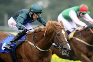 Marmalady scores a hatrick at Bath under George Baker
