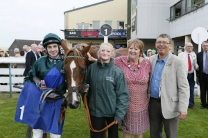 Marmalady, her lass Pheobe and owners