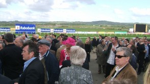 Racing at Punchestown