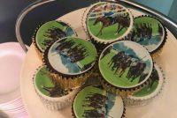 Scrummy cakes!