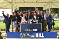 An ecstatic group of Owners at the presentation!