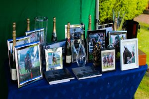 Many winning prizes to distribute between our owners