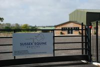 The Sussex Equine Hospital in West Sussex