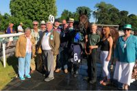 So pleased for these Owners - how can you not love this horse!